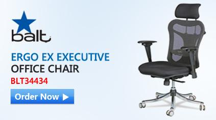 Balt - Ergo Executive Office Chair