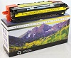 Legend for HP Color LJ 3700 Toner Cartridge - Yellow