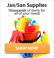 Jan/San Supplies